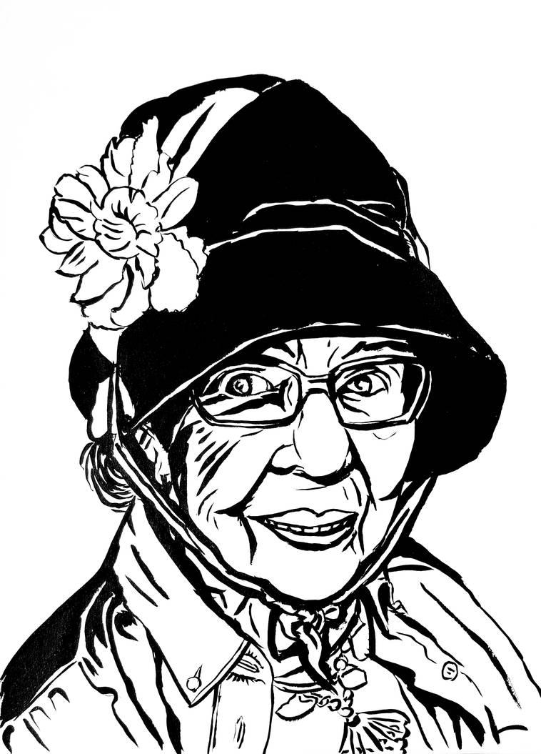 Grandma by typomazoku