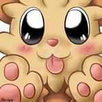 Lillipup want hugs!