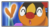 Tepig Stamp by Hime--Nyan