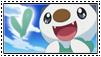 Oshawott Stamp by Hime--Nyan