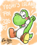 NEW YOSHIS ISLAND GAME FOR 3DS