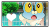 Froakie Stamp by Hime--Nyan