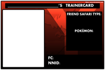 Pokemon Y Trainercard [FREE TO USE]