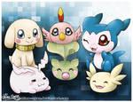 The Heroes of Digimon Adventure 02