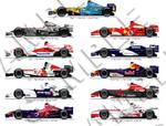 F1 2006 Print