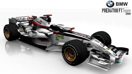 Predator F1 2008 by razor-rebus