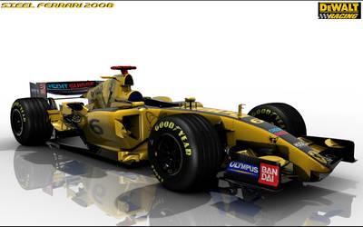 Steel F1 2008 by razor-rebus