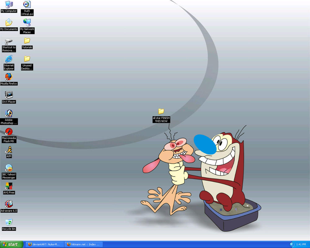 Ren and stimpy games online free