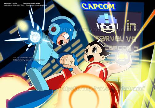 Megaman Vs Astro