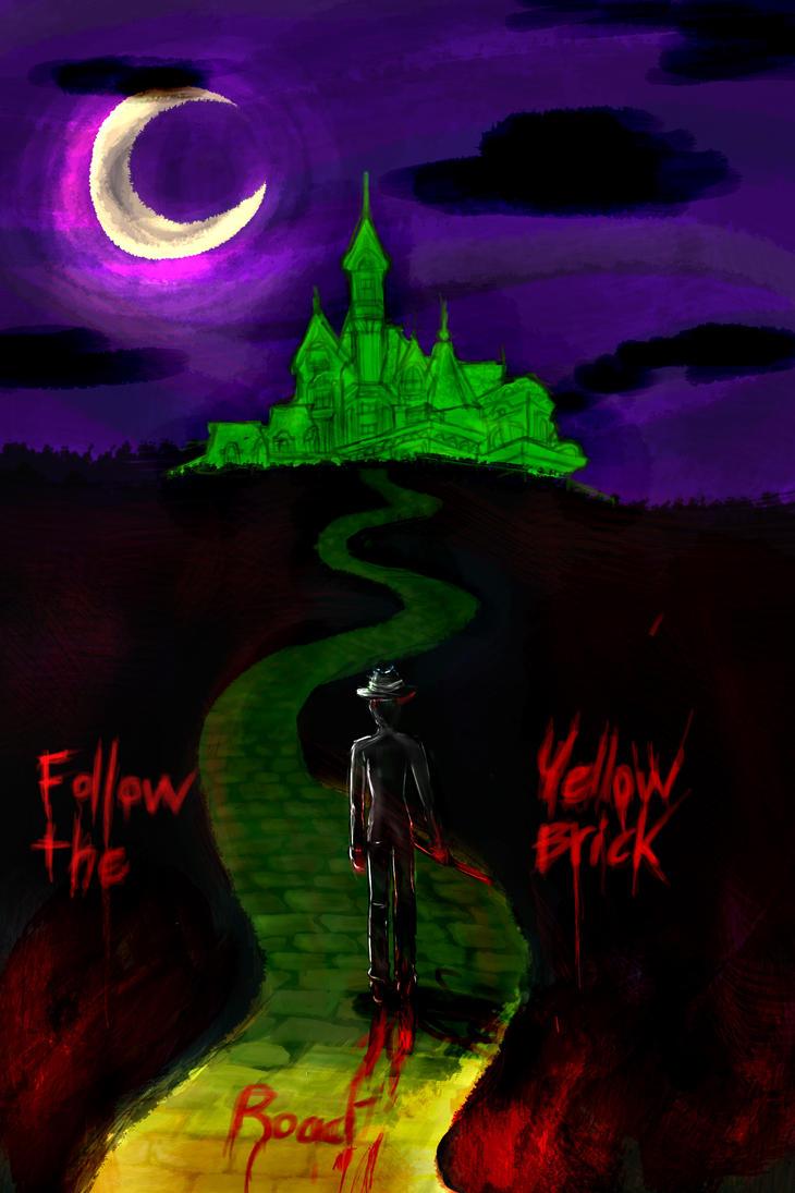 Follow the yellow brick road by darkangel297