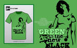 Green IS the new black by mxlove
