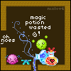 Magical potion wasted - TOPDP by mxlove