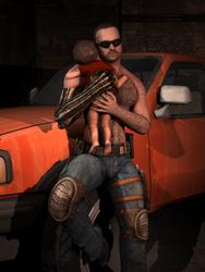 Fatherhood by Raetjor