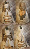 update steampunk dress