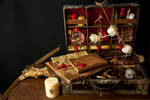 Vampire hunting kit full view