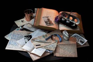 Love letters by Pureblackmagik