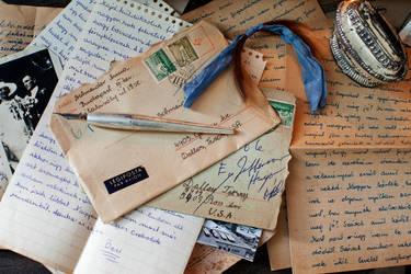 love letters 2 by Pureblackmagik