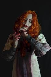 Lucy Westerna by Pureblackmagik