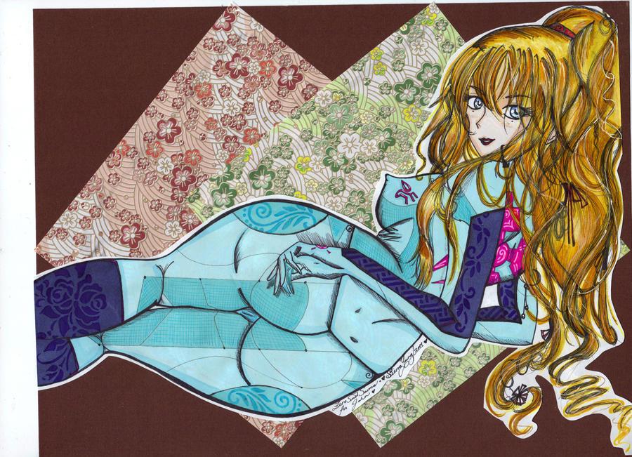Zero Suit Astrology by LadyReiha