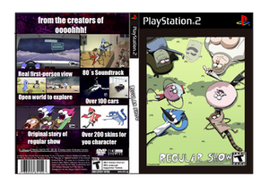 Regular Show The Game