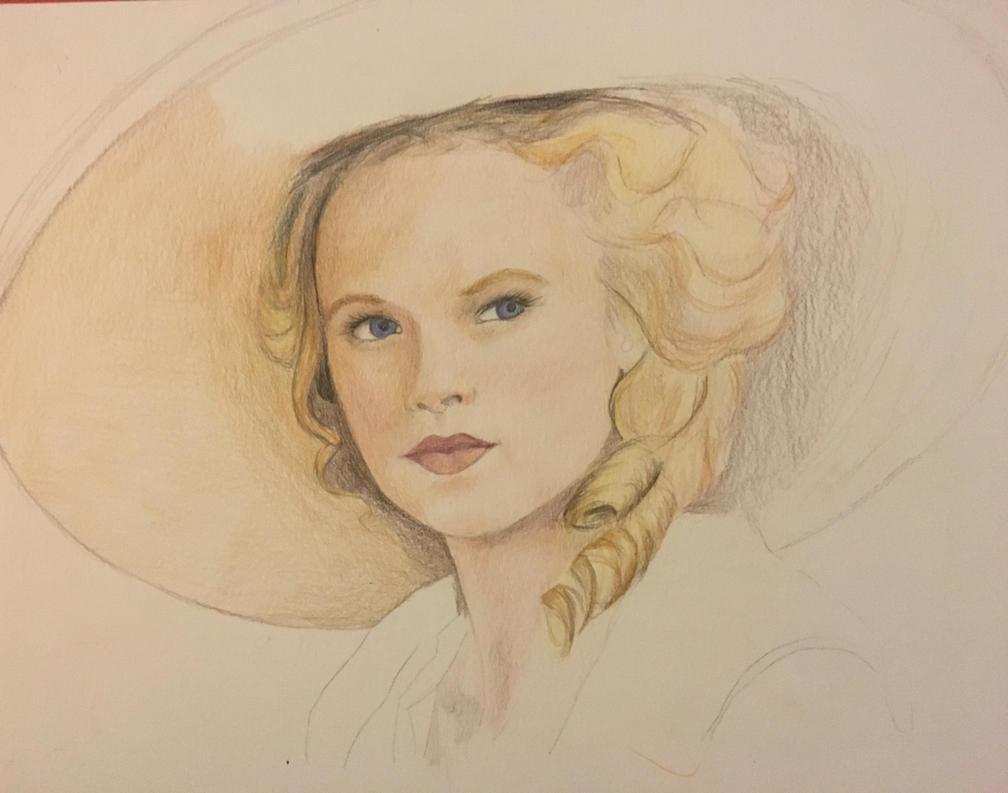 WIP Caroline  by faustina2000