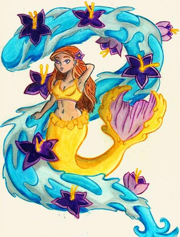 Mermaid Lo by FireWario