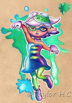 Stay Fresh, Marie!