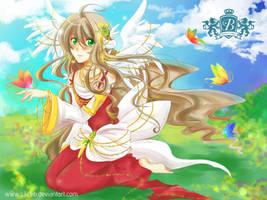 Barsov: An angel named Zankiel by SiliceB