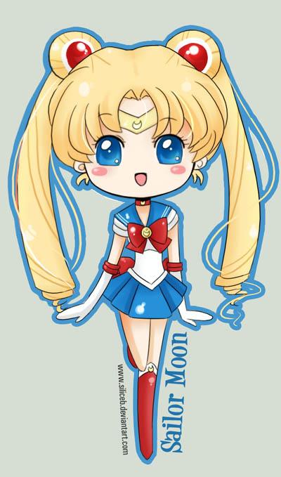 Bộ sưu tập ảnh các chiến bình xinh đẹp Chibi_Sailor_Moon_by_SiliceB