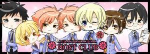 Chibi Ouran Host Club