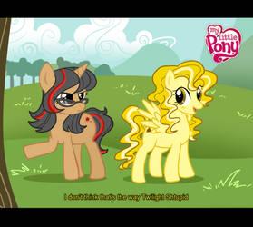 Im a Ponyyyy by SiliceB