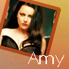 Amy Lee Icon by ScarlettPoison