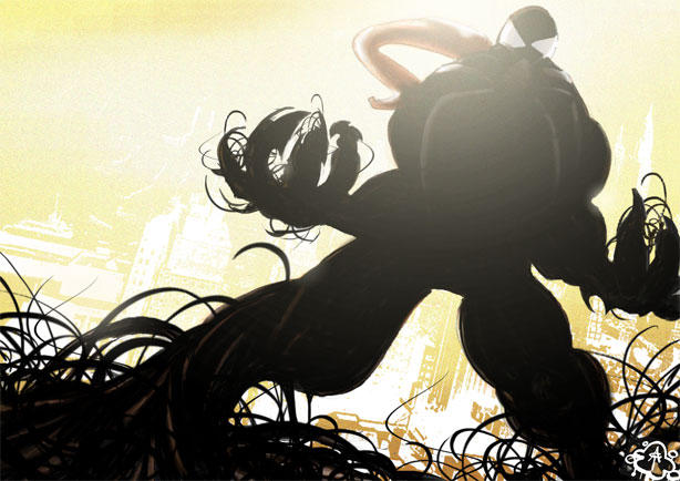 Venom by AndrewTunney