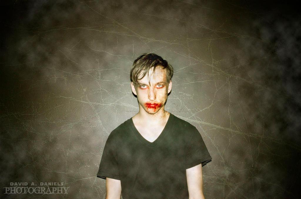 Spotlight Zombie by DavidADaniels