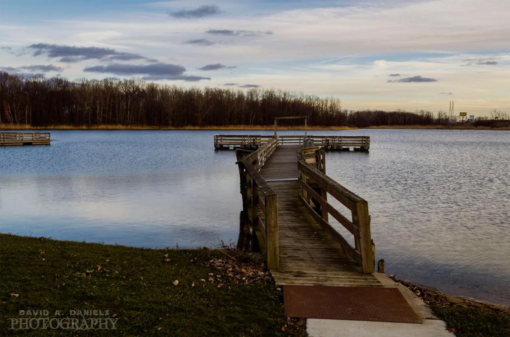 40th St Pond - 009 by DavidADaniels
