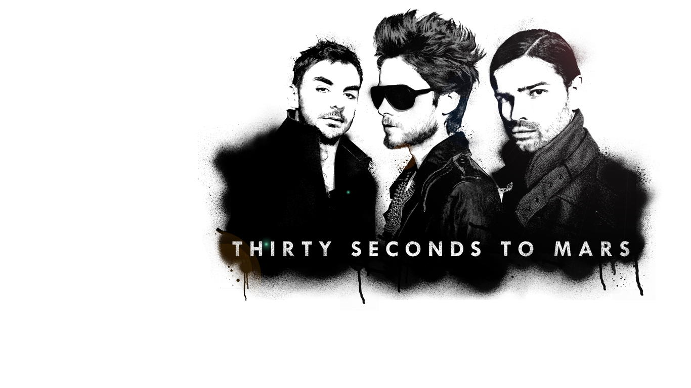 the thirty second to mars attack - photo #30