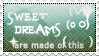 Sweet Dreams stamp by QuEeN-MiUsHkA