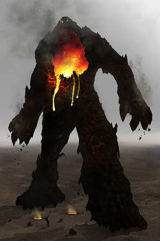 The Fire Colossus