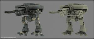 Warhound Titan