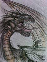 earth dragon spirit by TheBIub