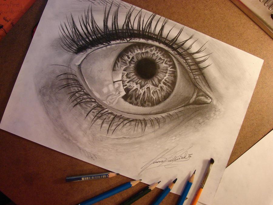 eye by SunnyFire