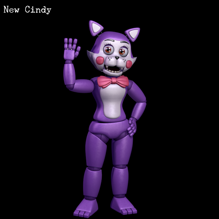 five night at candy s 2