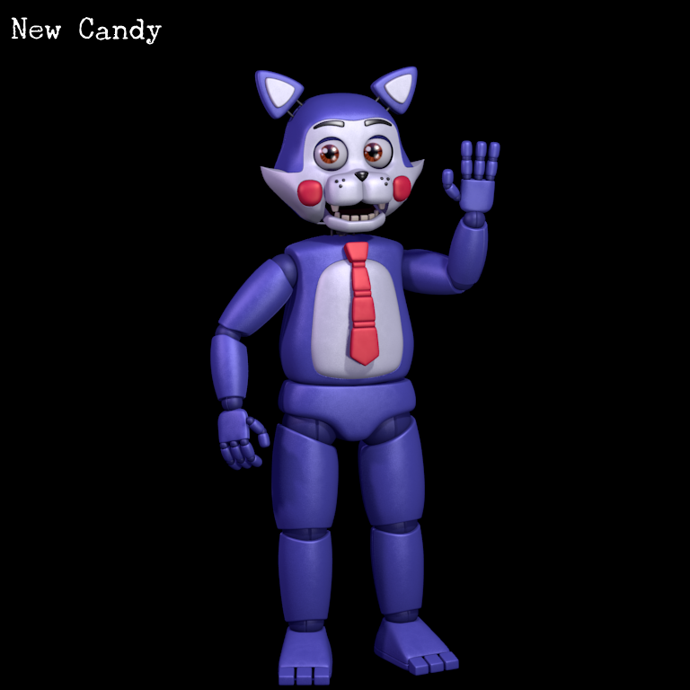 Five Nights at Candy's 2 - New Candy by FreddleFrooby on ...