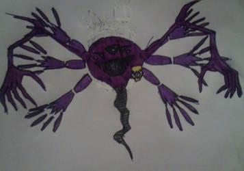 Purplegeist Soul by FreddleFrooby