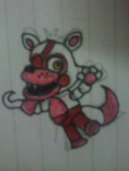 Fox-Helpy by FreddleFrooby