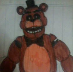 Freddy (TSE Graphic Novel) by FreddleFrooby