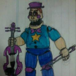 Rockstar Lockjaw by FreddleFrooby