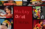 (CAT) mickey and elena