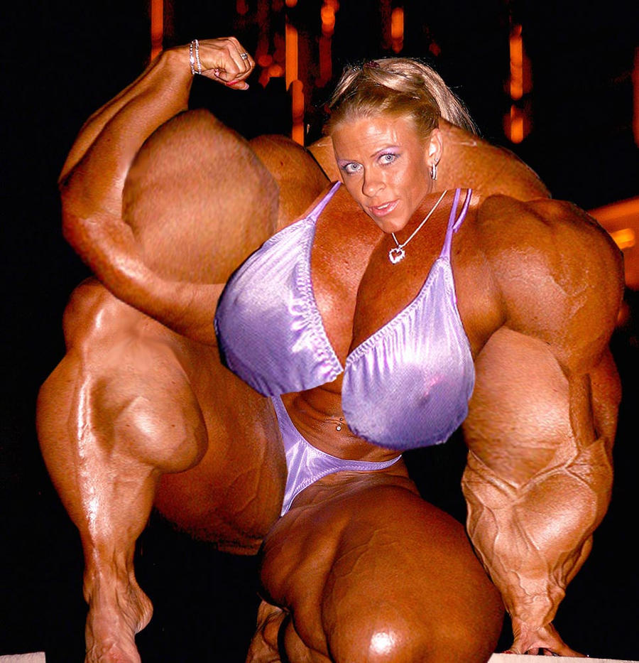 Big Muscle Women Sex