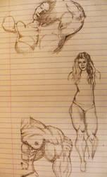 sketches 2 by zjefvanutsel